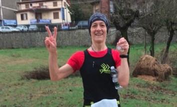 Podismo, Maria Cristina Draoli ancora al top: seconda con i L'Unatici alla Mezza Maratona del Casentino