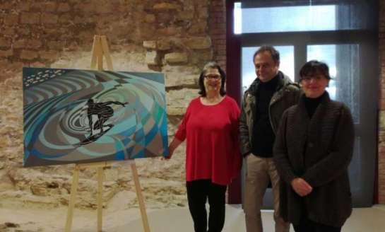 """""""Passione Futurista"""", inaugurata a Corciano la mostra di Leonardo Orsini Federici"""