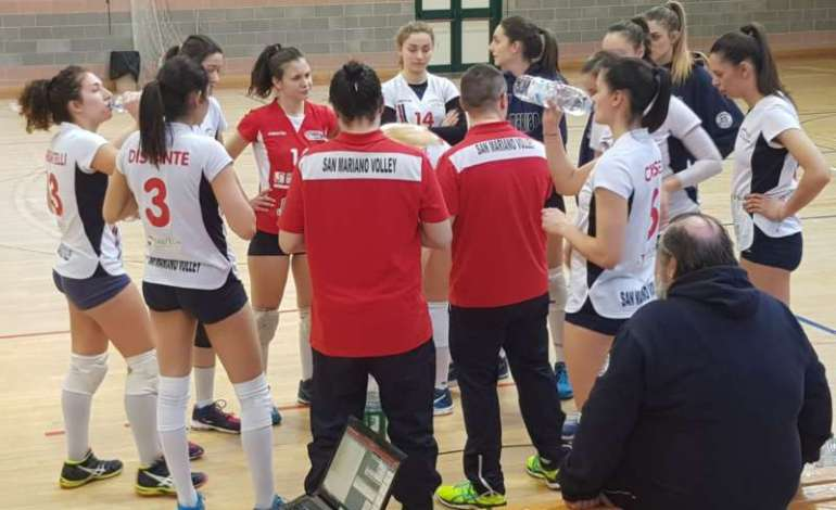 Pallavolo femminile: San Mariano cade al tie-break: Penne in Teverina corsara