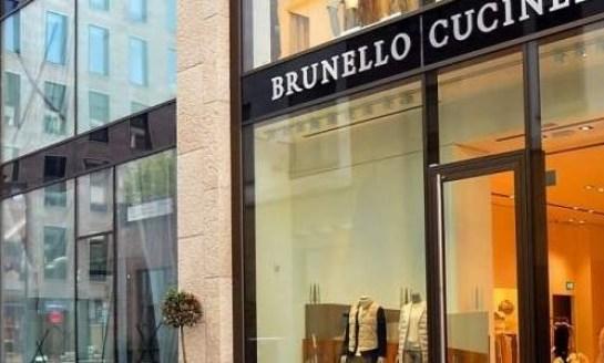 Brunello Cucinelli: riunita l'assemblea degli azionisti, utile a oltre 47 milioni