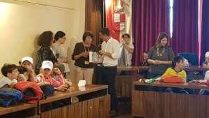 32290107 2001382833512635 662548647287717888 n 300x169 - Scambio di gemellaggio scolastico. I bambini di Pentling conoscono l'Umbria