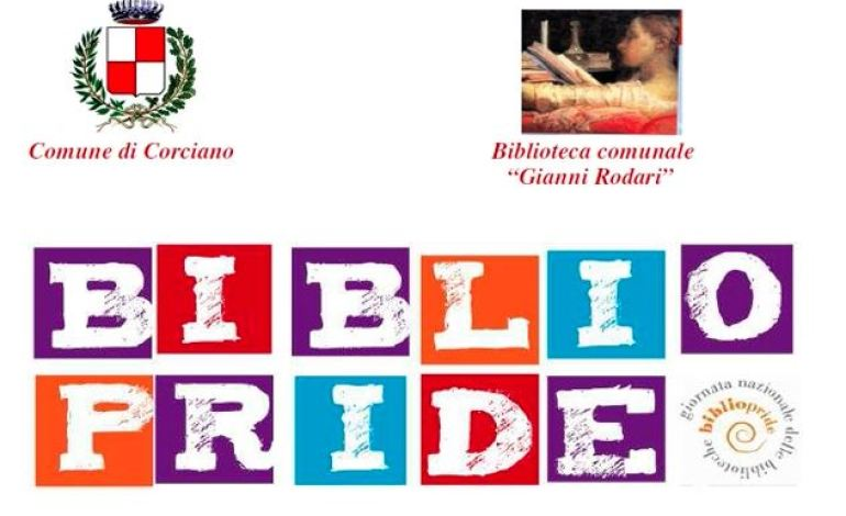 Arriva il Bibliopride: alla Giornata Nazionale aderisce anche la Biblioteca Comunale Rodari