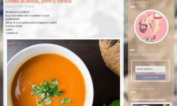 Niccherie: il blog di cucina made in Corciano sbarca nella Guida di Repubblica Umbria 2019
