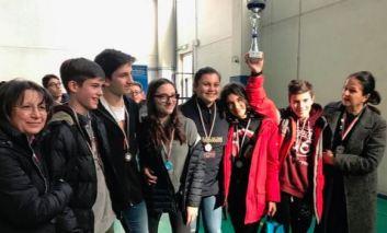 """Matematica: l'Istituto Comprensivo B. Bonfigli sul podio nella gara """"Galilei senza frontiere 2019"""""""