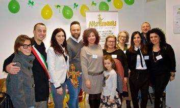 Inaugurata la nuova sede dell'Associazione AltrEmenti - Insieme per l'Asperger