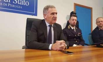 Polizia: nuovo questore a Perugia, obiettivo controllo e prevenzione