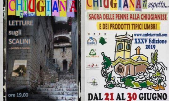 """""""Letture sugli scalini"""": a Chiugiana rivivono le memorie delle frazioni corcianesi"""