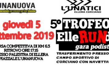 Torna Ellerun'do, la gara podistica tra Corciano ed Ellera