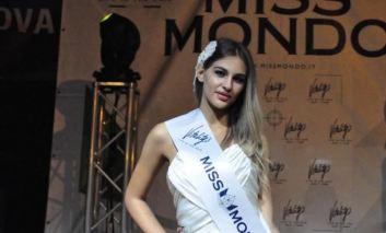 La 18enne spoletina Giaele Sbattella vince la prima selezione di Miss Mondo Umbria