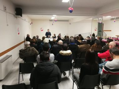 fiorenza giannini italia viva lorenzo pierotti matteo renzi nadia ginetti politica