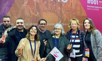 Italia Viva: nominati i quattro coordinatori umbri, Pierotti c'è