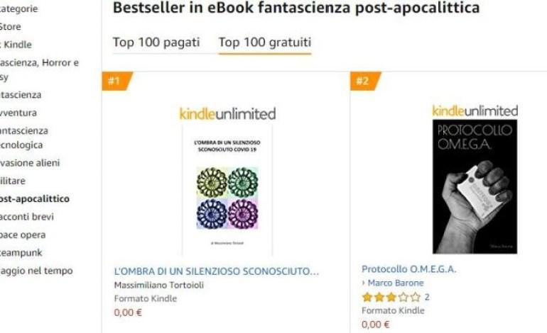 Il libro di Tortoioli sul Covid-19 in cima alle classifiche Amazon