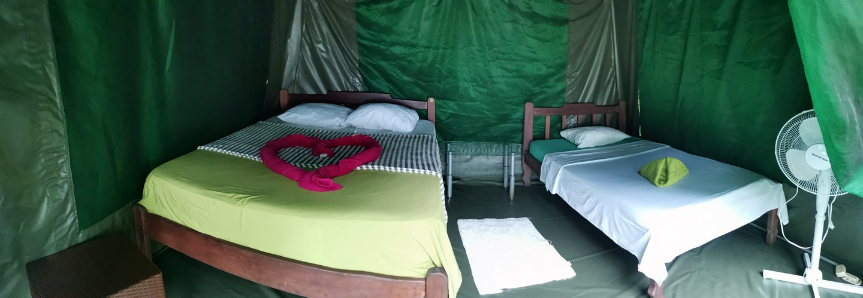 Beachfront Tent