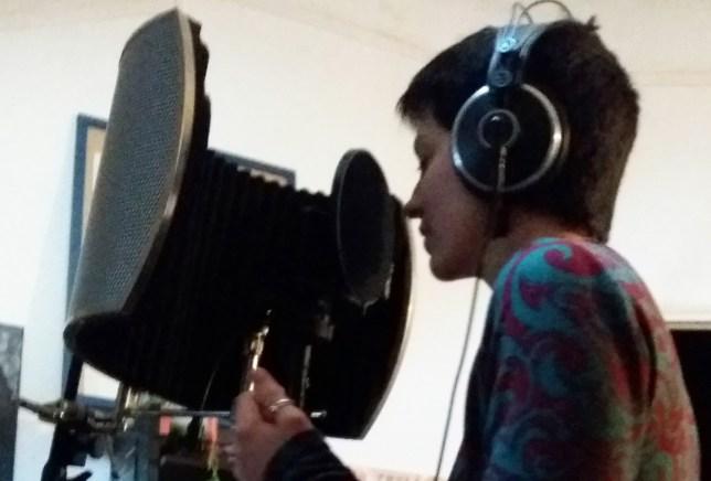 Morgane Neplaz chant