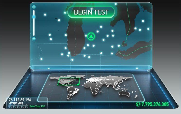 Speed Test1