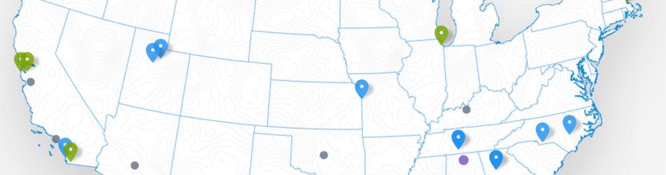 Google Fiber Map