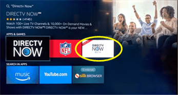 DIRECTV NOW Rolls Out Fire TV DVR Beta to All Beta Testers