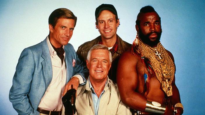 a team cast photo