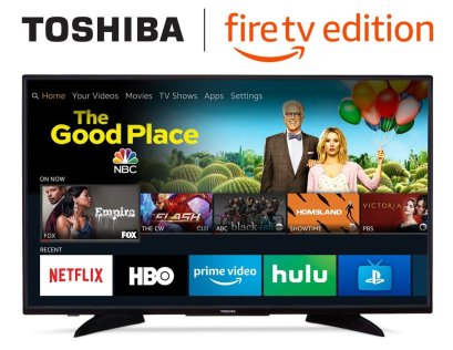 amazon fire tv toshiba