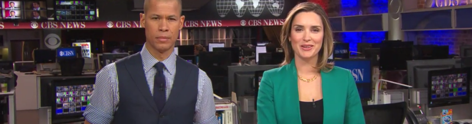 CBSN news anchors