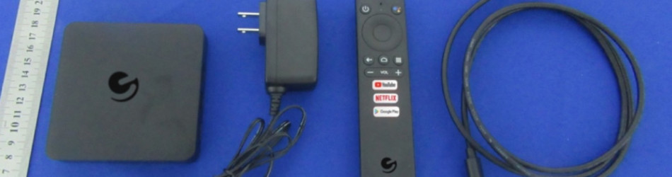 Ematic Android TV box