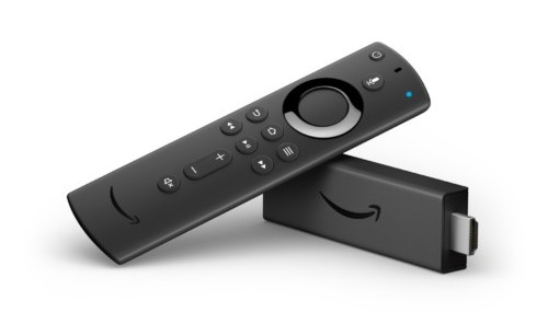 Fire TV Stick 4K with all-new Alexa Voice Remote - Right