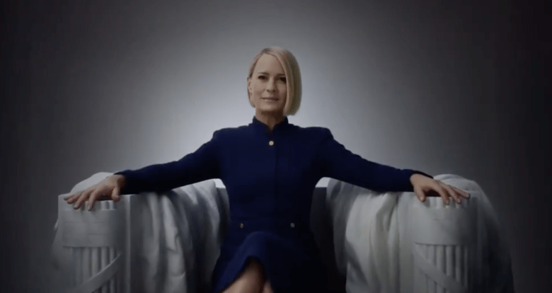 house of cards show on netflix