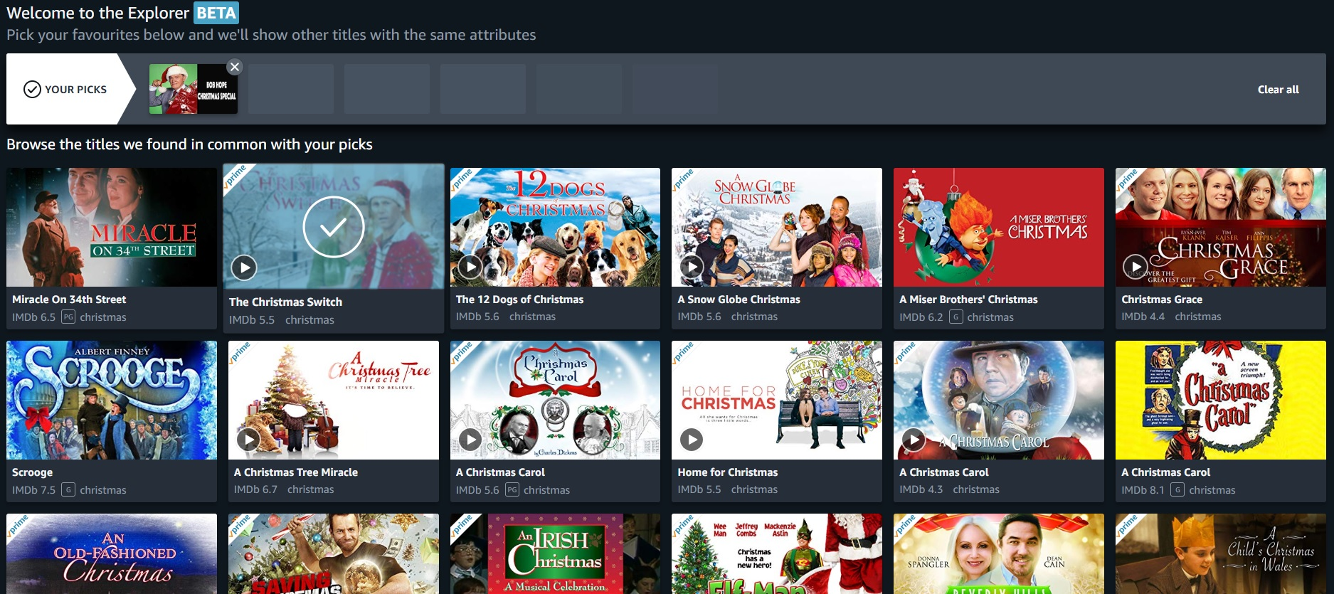 Amazon Just Launched a New Prime Video Explorer Tool - Cord