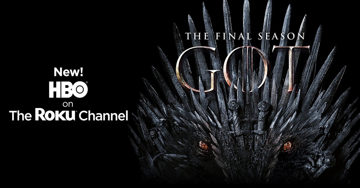 HBO becomes available via Premium subscriptions on The Roku Channel