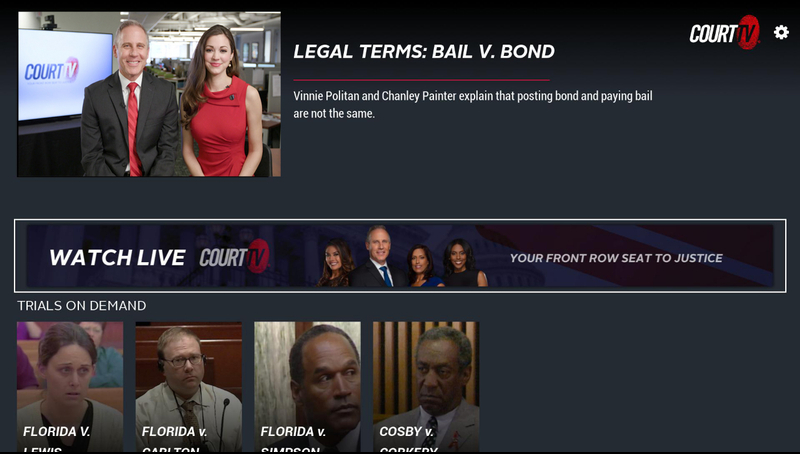 The New Court TV Roku Channel is Now Live - Cord Cutters News