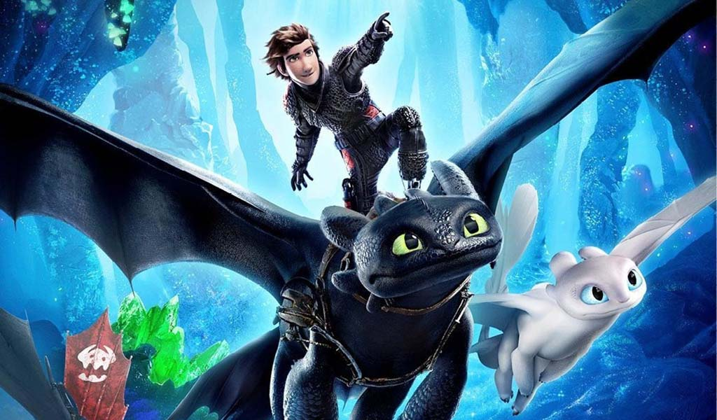 Amazon Has 'How to Train Your Dragon: The Hidden World
