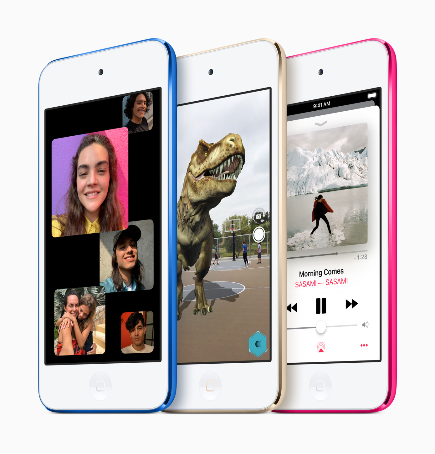 New iPod Touch is cheaper, faster and has more storage