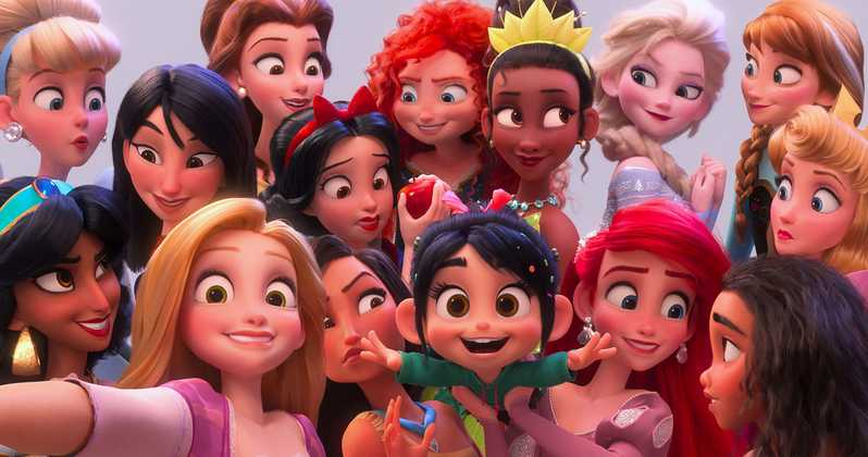Wreck It Ralph Disney
