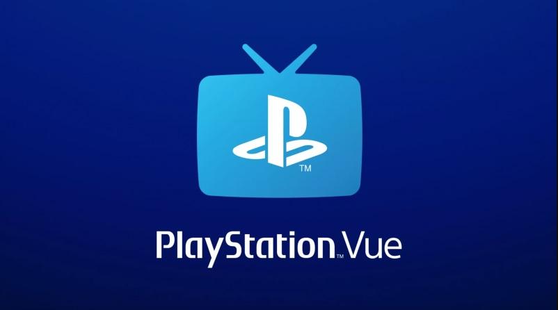PlayStation Vue 5 Logo
