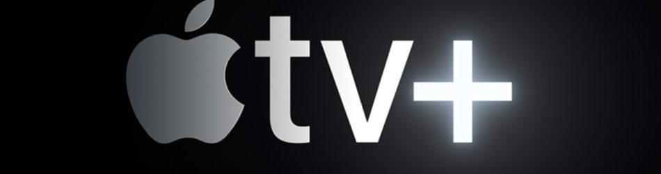 Apple TV Plus Large Logo