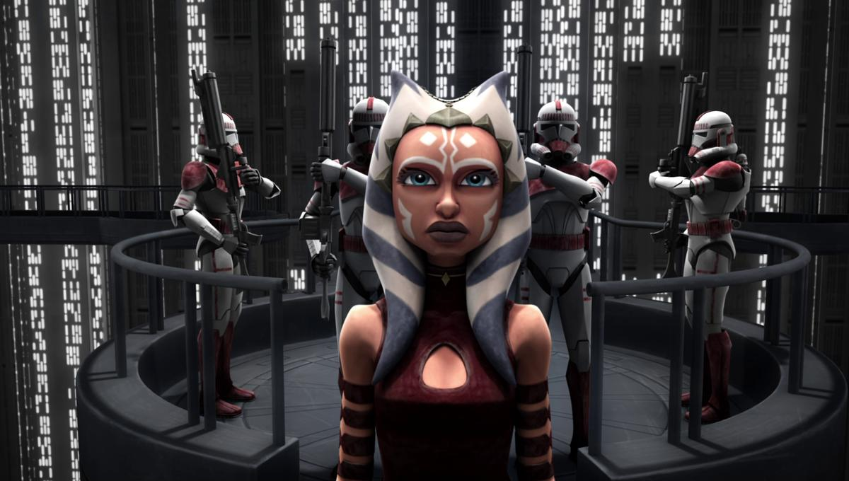 STAR WARS: THE CLONE WARS 'Final Season' Trailer, Debut Date
