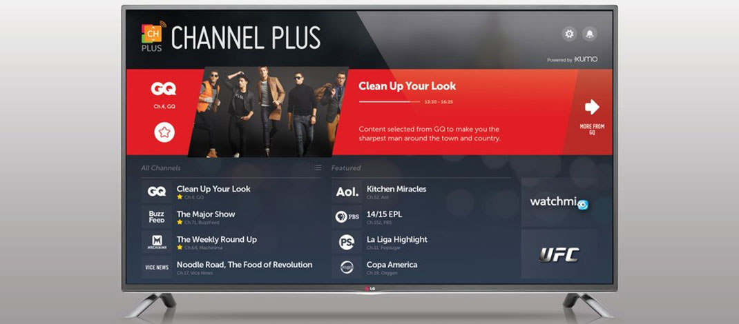 Xumo Is Bringing 50 Channels Of Content To Your Streaming Device