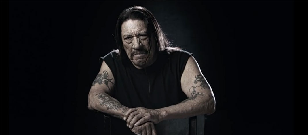 Danny Trejo Featured In New Sling TV Ad Campaign
