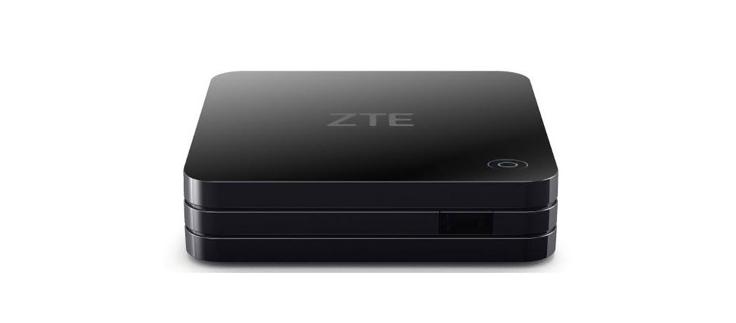 ZTE To Launch 4K Capable Android TV Set Top Box