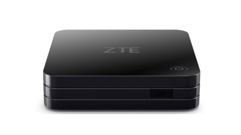 ZTE To Launch 4K Capable Android TV Set Top Box – Cord