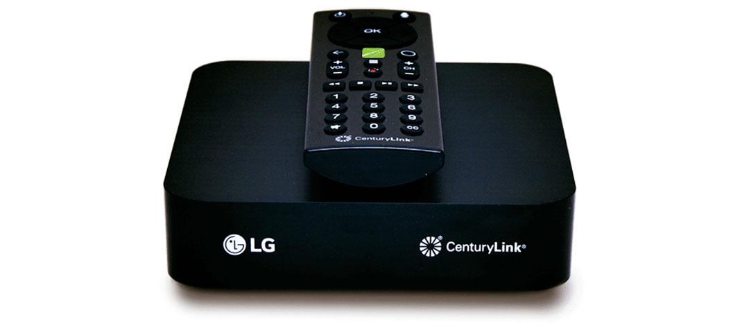 CenturyLink Rolls Out LG Branded Streaming Player