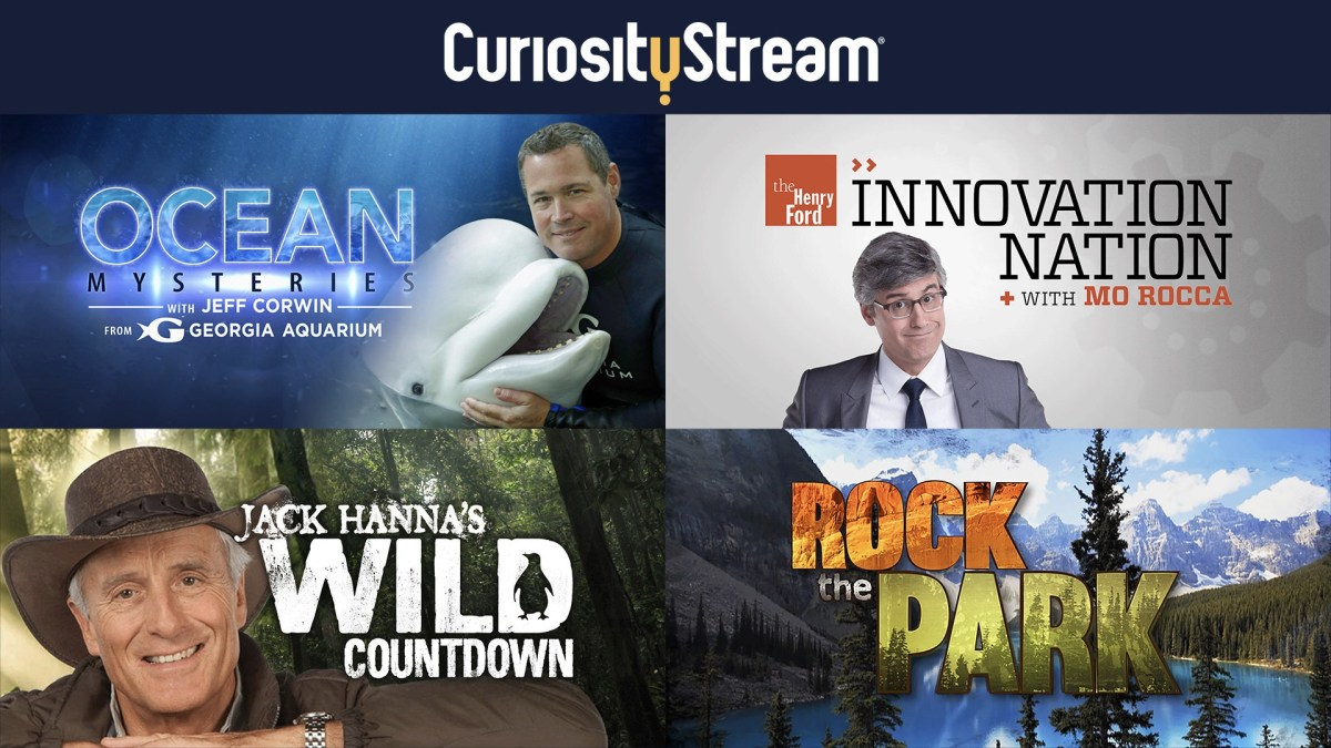 CuriosityStream Adding 300+ Episodes Of New Shows For Young Streamers