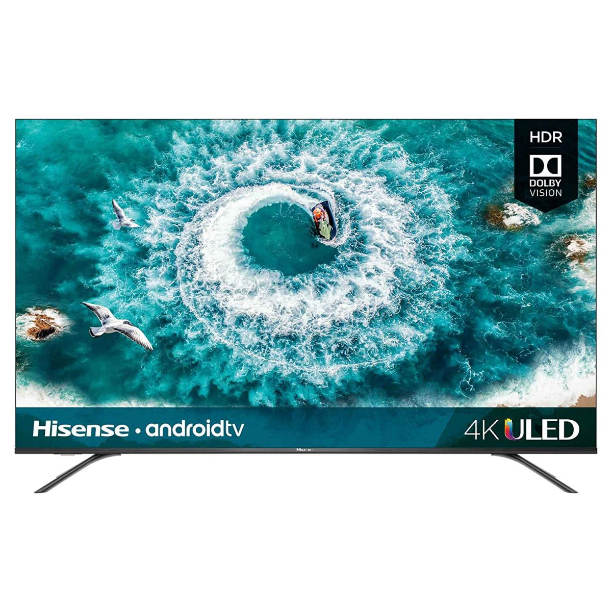 Hisense Full Lineup Of ULED Android TVs Unveiled