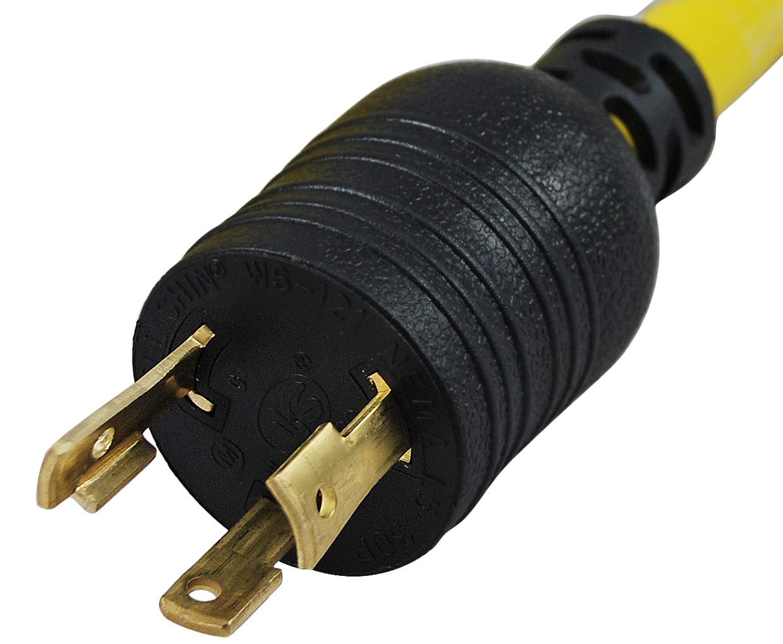 Conntek Amp Nema L5 30p To 14 50r Rv Pigtail
