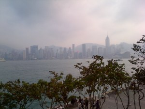 Blog: A walk in Hong Kong