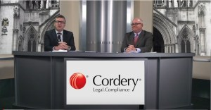 BREXIT and compliance: video update