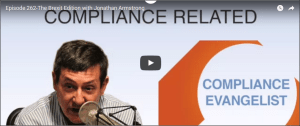 BREXIT and compliance: podcast interview with Jonathan Armstrong