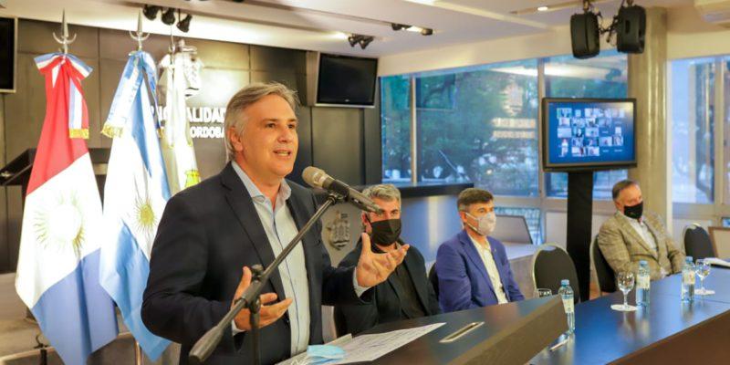 Llaryora presentó #ArteCBA: Tres citas fundamentales para la cultura de la ciudad » Municipalidad de Córdoba