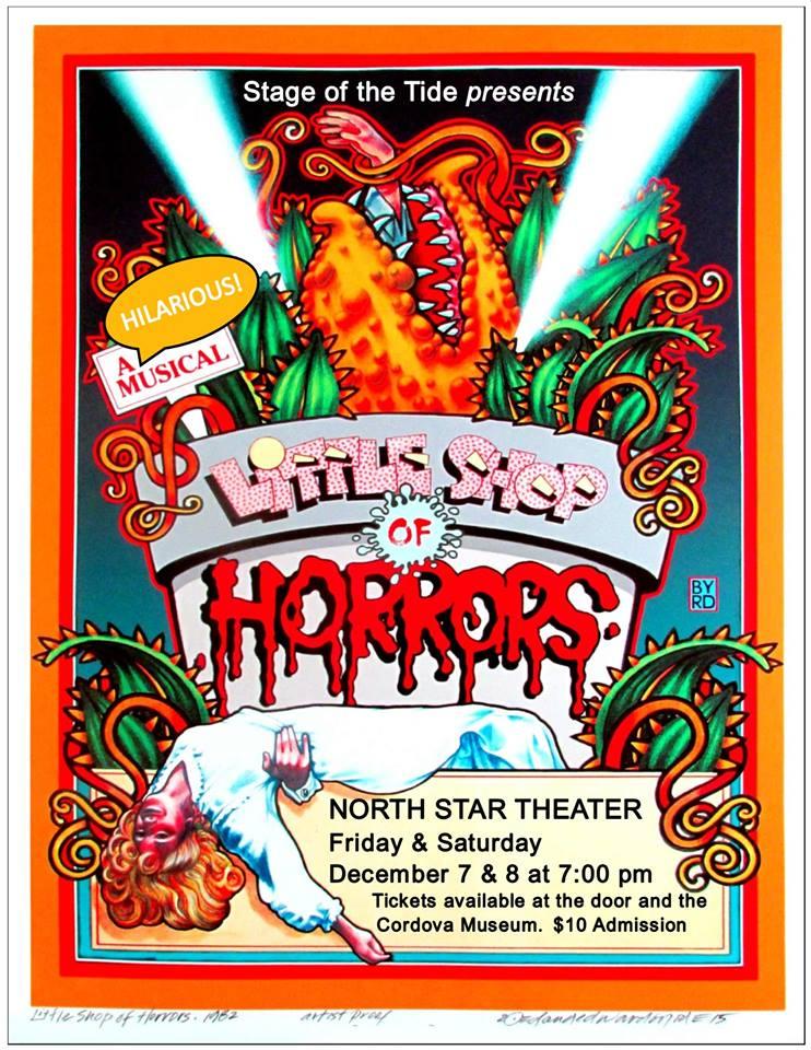 Little Shop of Horrors Musical