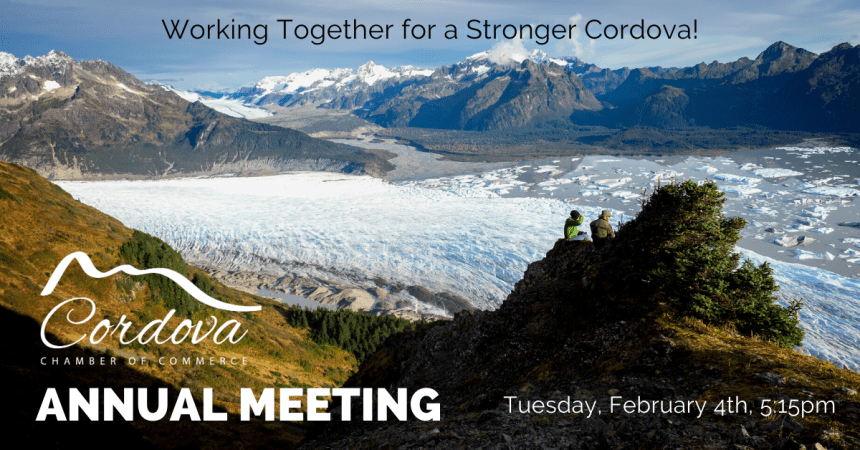 Annual Meeting – Cordova Chamber of Commerce